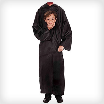 Headless Boy Costume