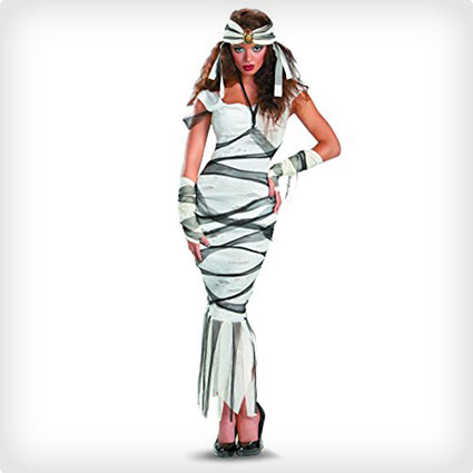 Hollywood Mummy Costume