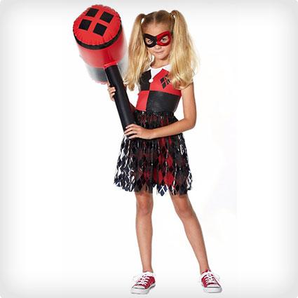 Kids Harley Quiin Dress