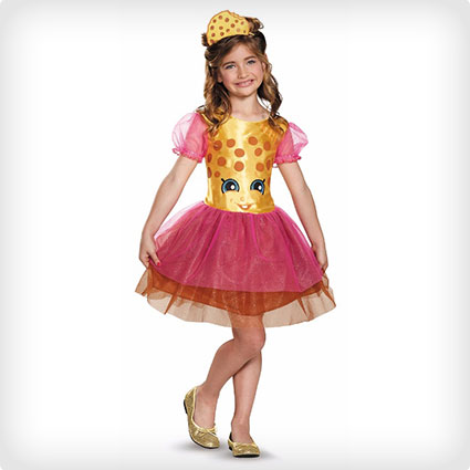 Kids Kookie Cookie Shopkins Costume