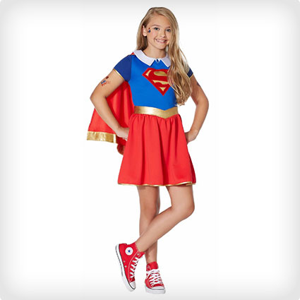 Kids Supergirl Outfit