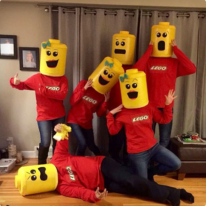 LEGO Minifigs DIY