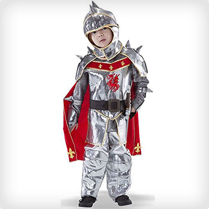 Little Knight in Shining Armour