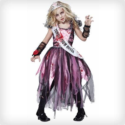 Little Zombie Prom Queen