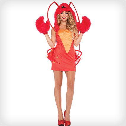 Lobster Outfit
