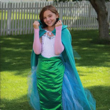 Mermaid Costume DIY