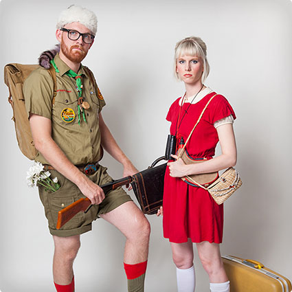Moonrise Kingdom Costumes