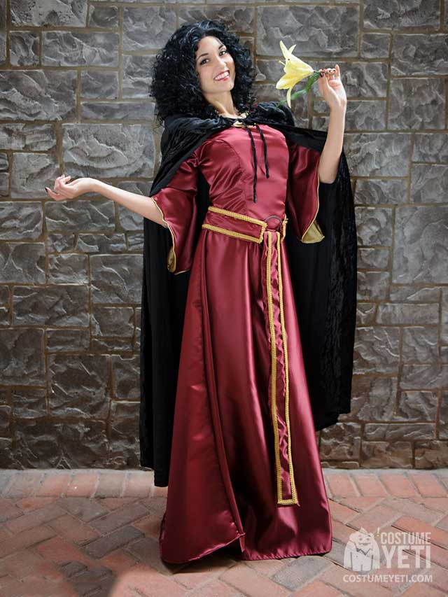 Mother Gothel from Tangled - Costume Yeti