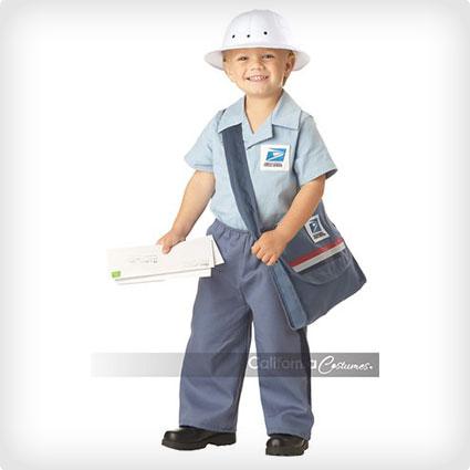 Mr. Postman Costume
