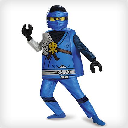 Ninjago LEGO Costume