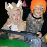 Open Season Hunter and Deer Kids Costumes