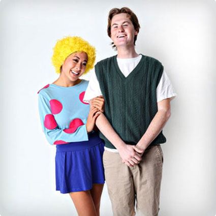 Patti Mayonnaise & Doug Funnie
