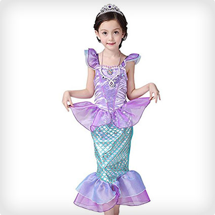 Princess Mermaid Costume
