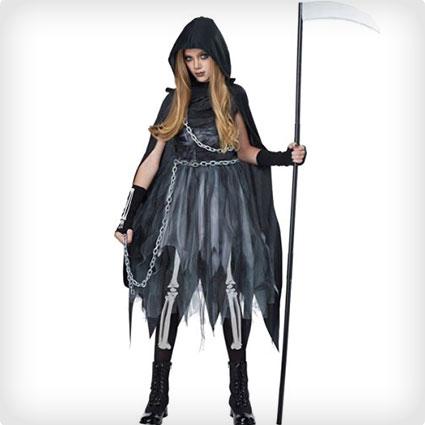 Reaper Girl Costume
