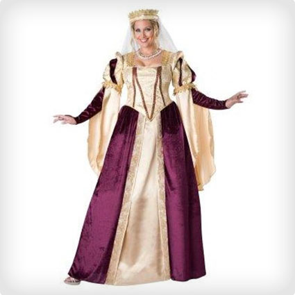 Renaissance Princess Costume