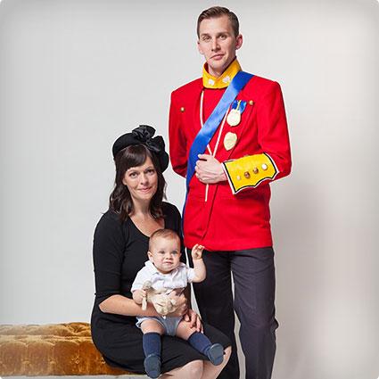 Royal Family Costume