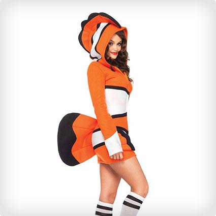 Sexy Nemo Fish Costume