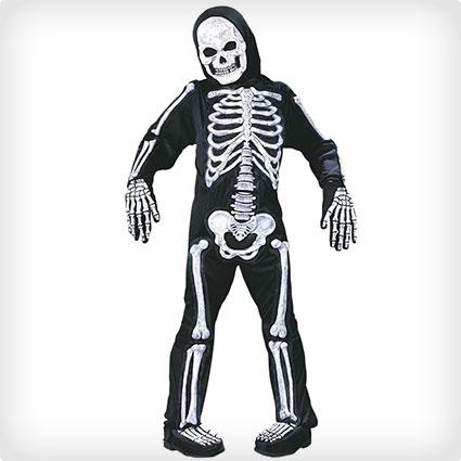 Skelebones Costume