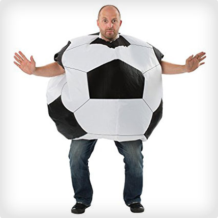 Soccer Ball Costume