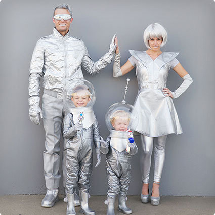 Space Family