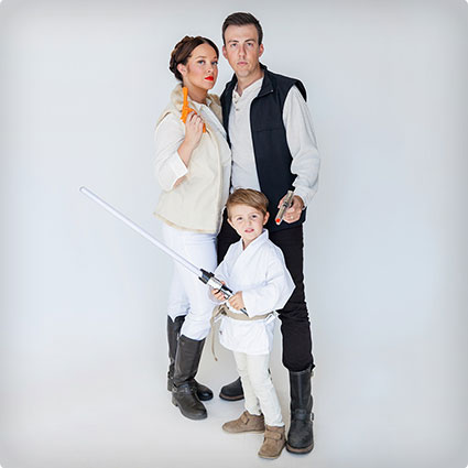 Star Wars Couples Costume