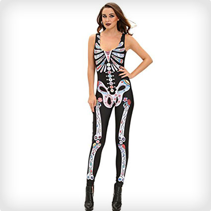 Sugar Skull Jumpsuit