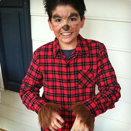 Teen Wolf DIY
