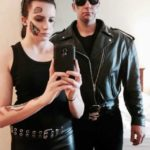Terminator Duo Couples Costume