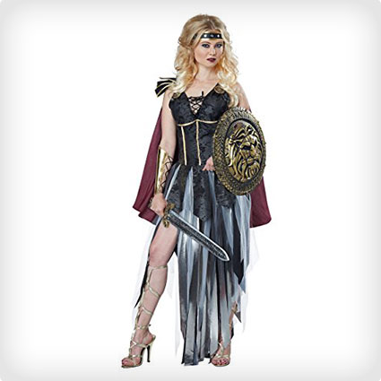 The Glamorous Gladiator Costume