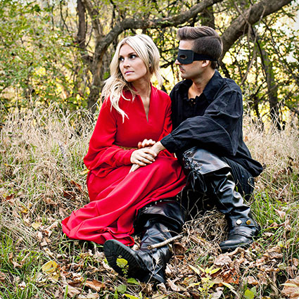 The Princess Bride Couple