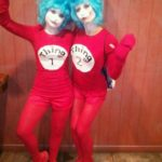 Thing 1 and Thing 2 Costumes