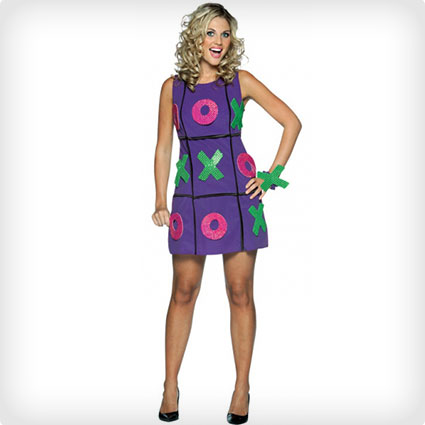Tic Tac Toe Costume