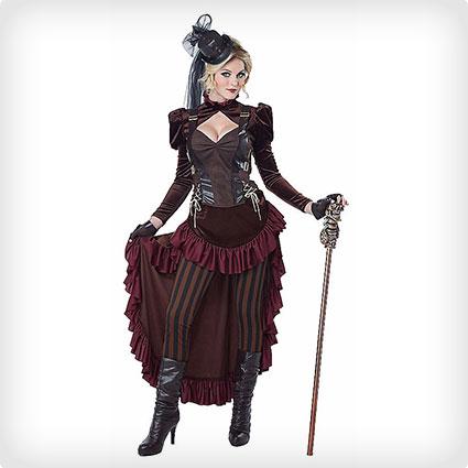 Victorian Steampunk Costume