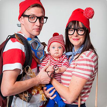 Where's Waldo Costumes