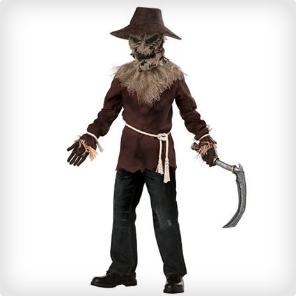 Wicked Scarecrow Costume