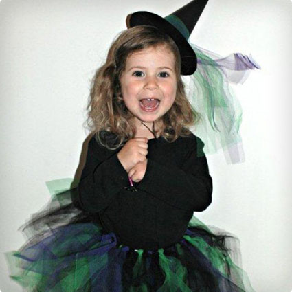 Witch Costume DIY