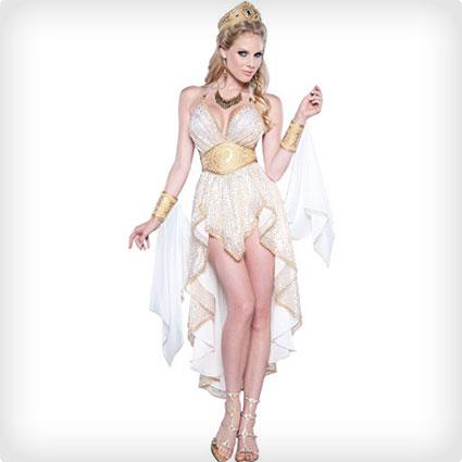 Women's Glamorous Goddess Outfit
