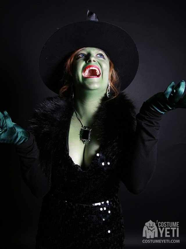 Zelena Evil Look