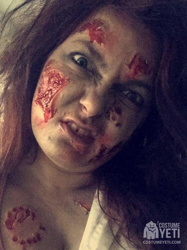 Zombie Close Up