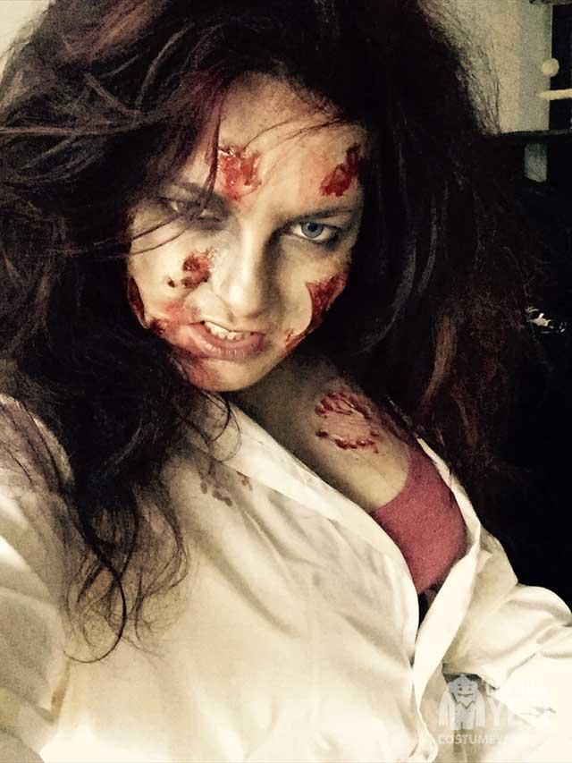 Zombie Pose