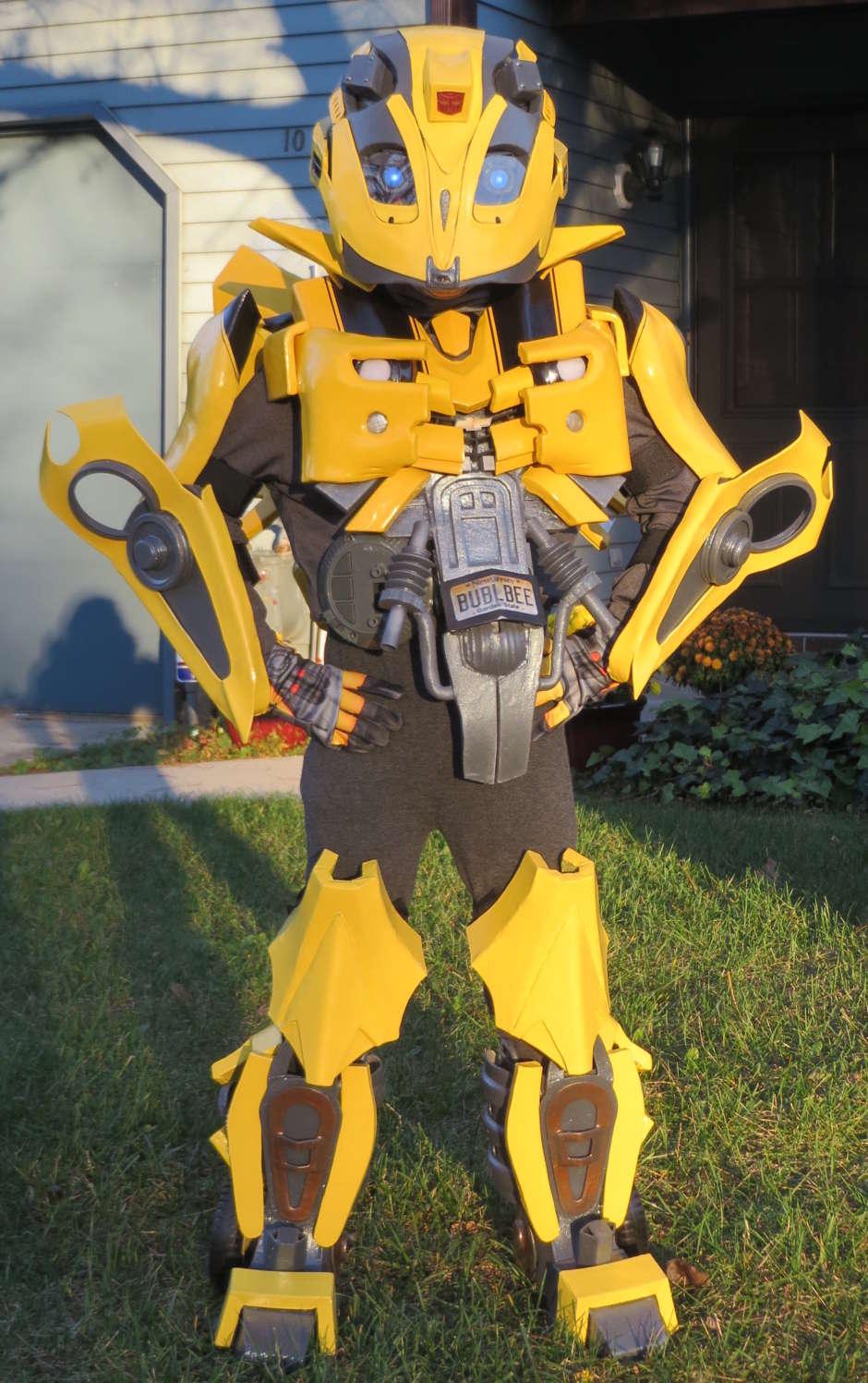 bumblebee front