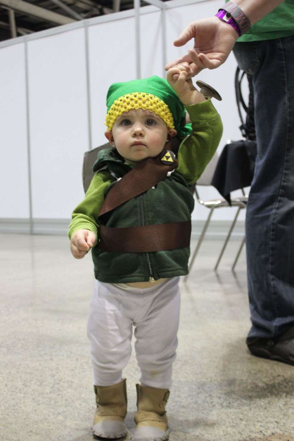 Baby Link Toddler Costume