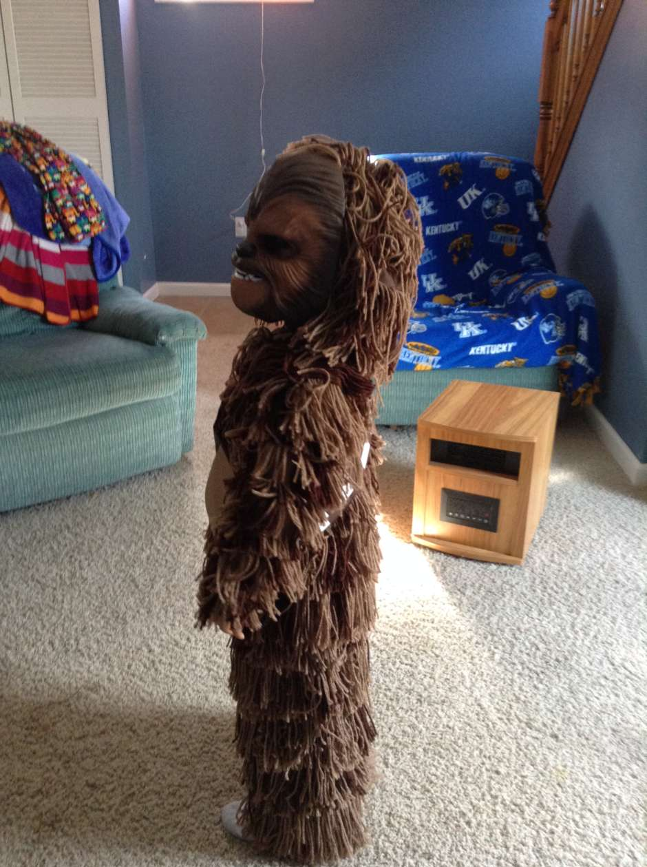 Chewbacca Costume Kids