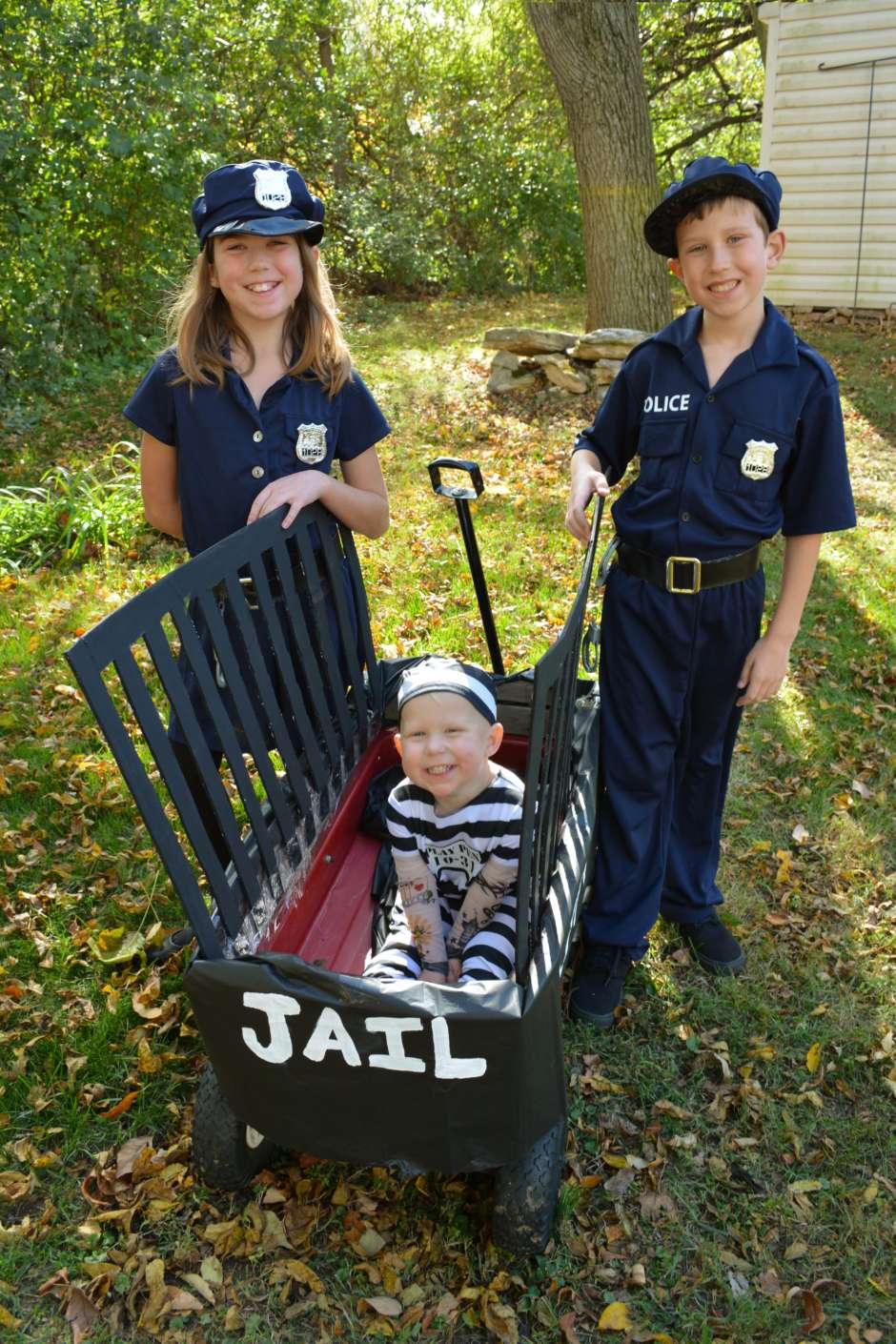 Cops And Robber Costume