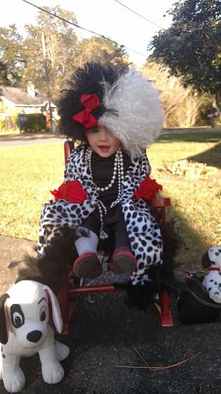 Cruella Deville Kids