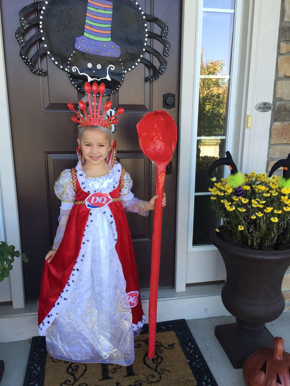 Dairy Queen Costume