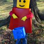 Perfect Lego Mini Figure Costume