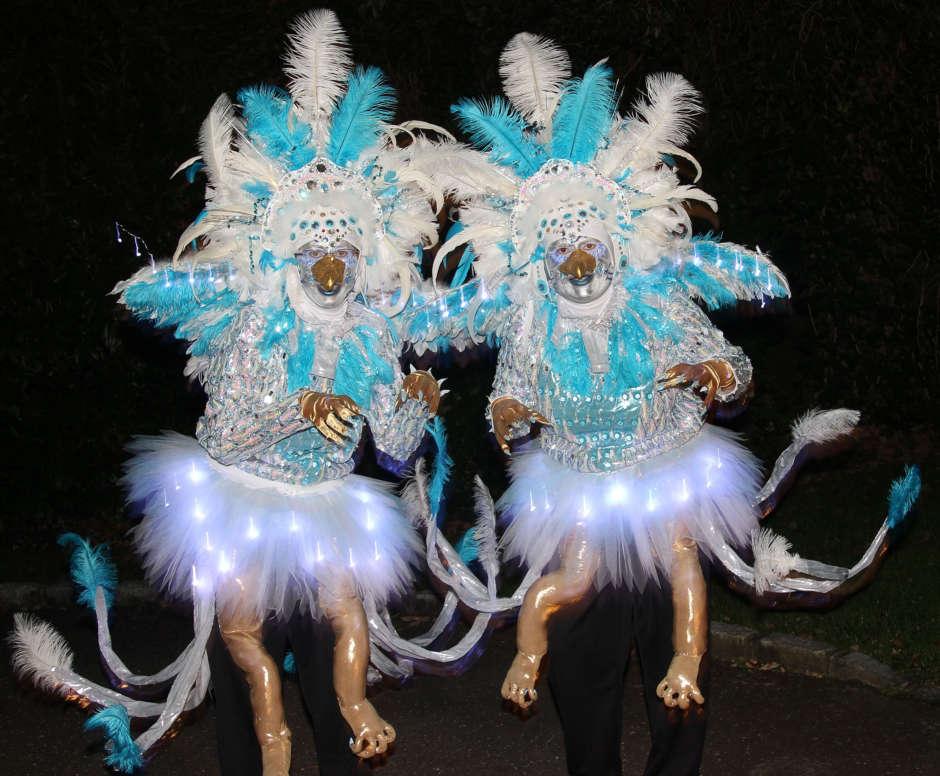 Magical Phoenix Costumes