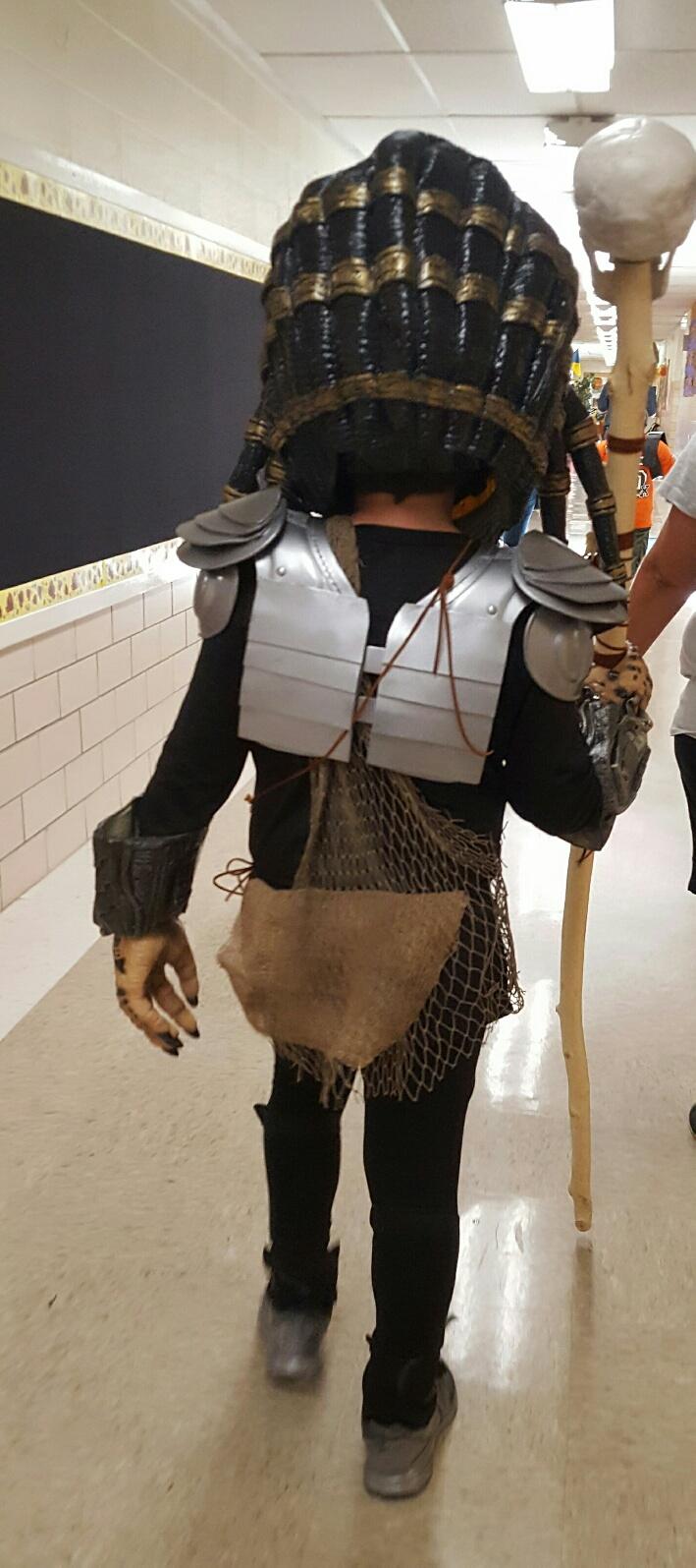 Predator Costume Kids