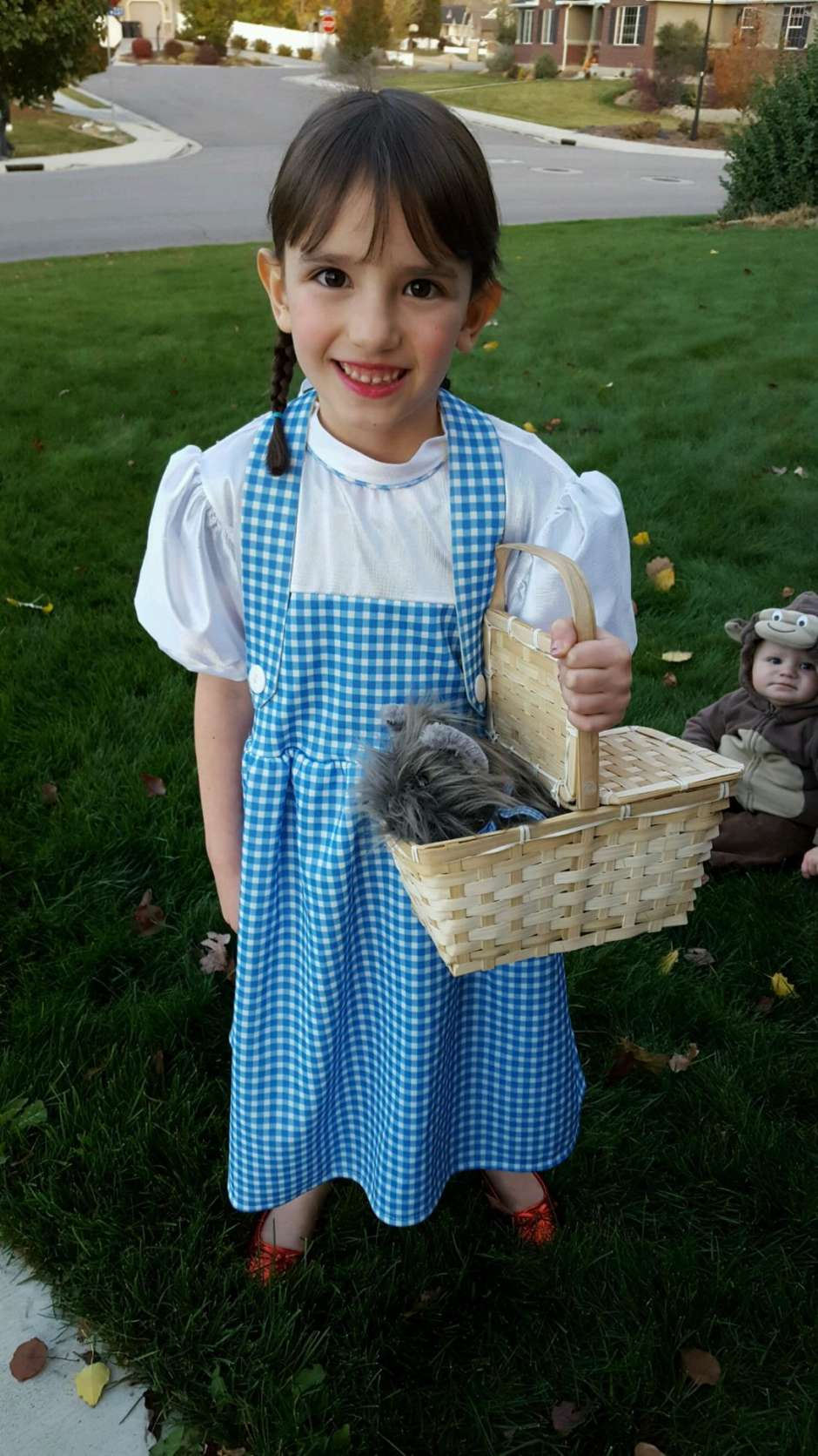 Wizard of Oz Kid